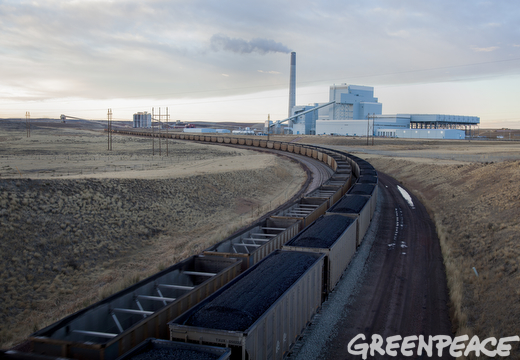 Powder River Basin Coal Images