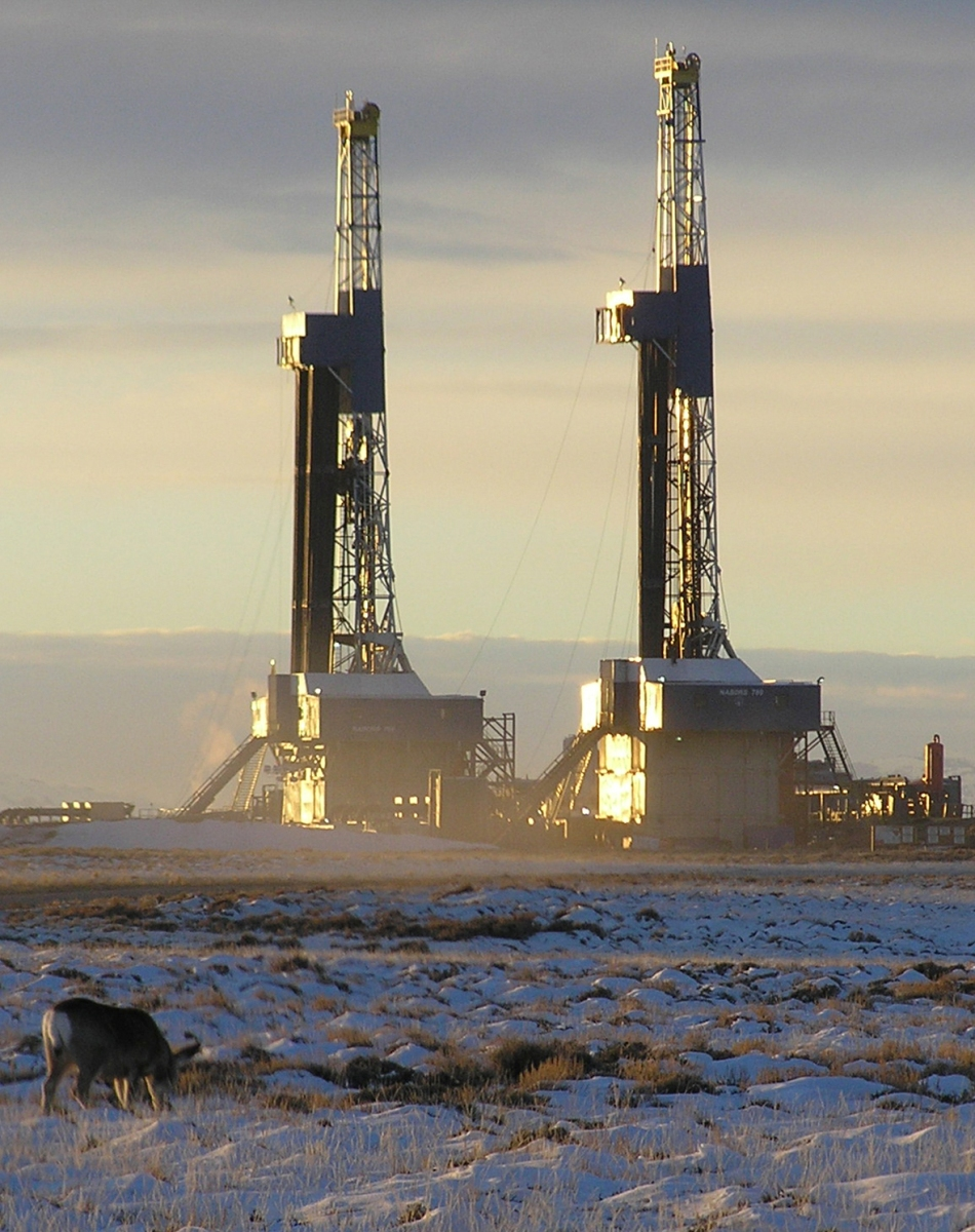 A Declaration of Climate Independence: Stop Sought on Public Lands Oil and Gas Sales
