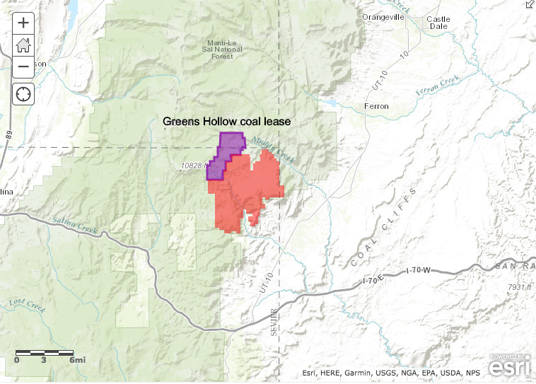 greens hollow lease