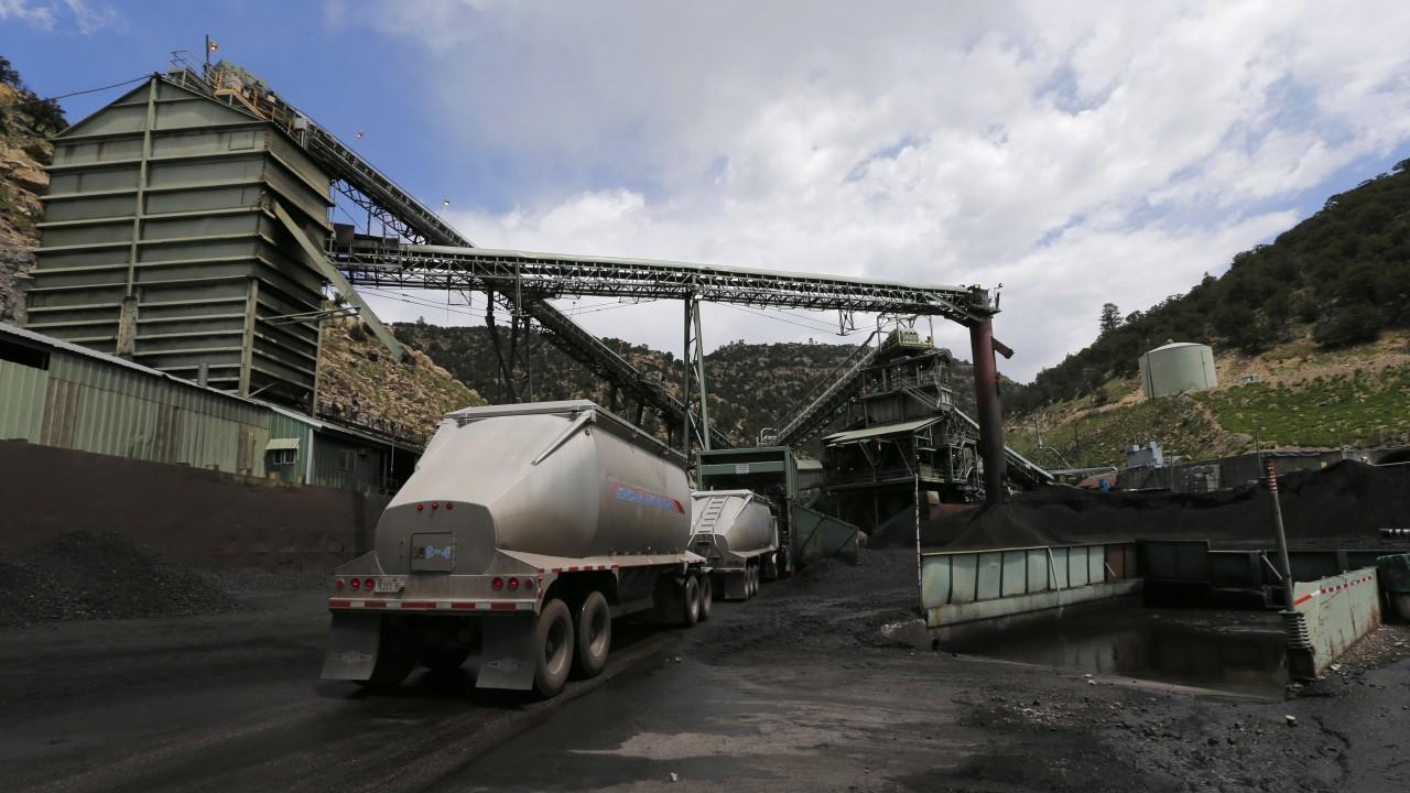 sufco coal mine
