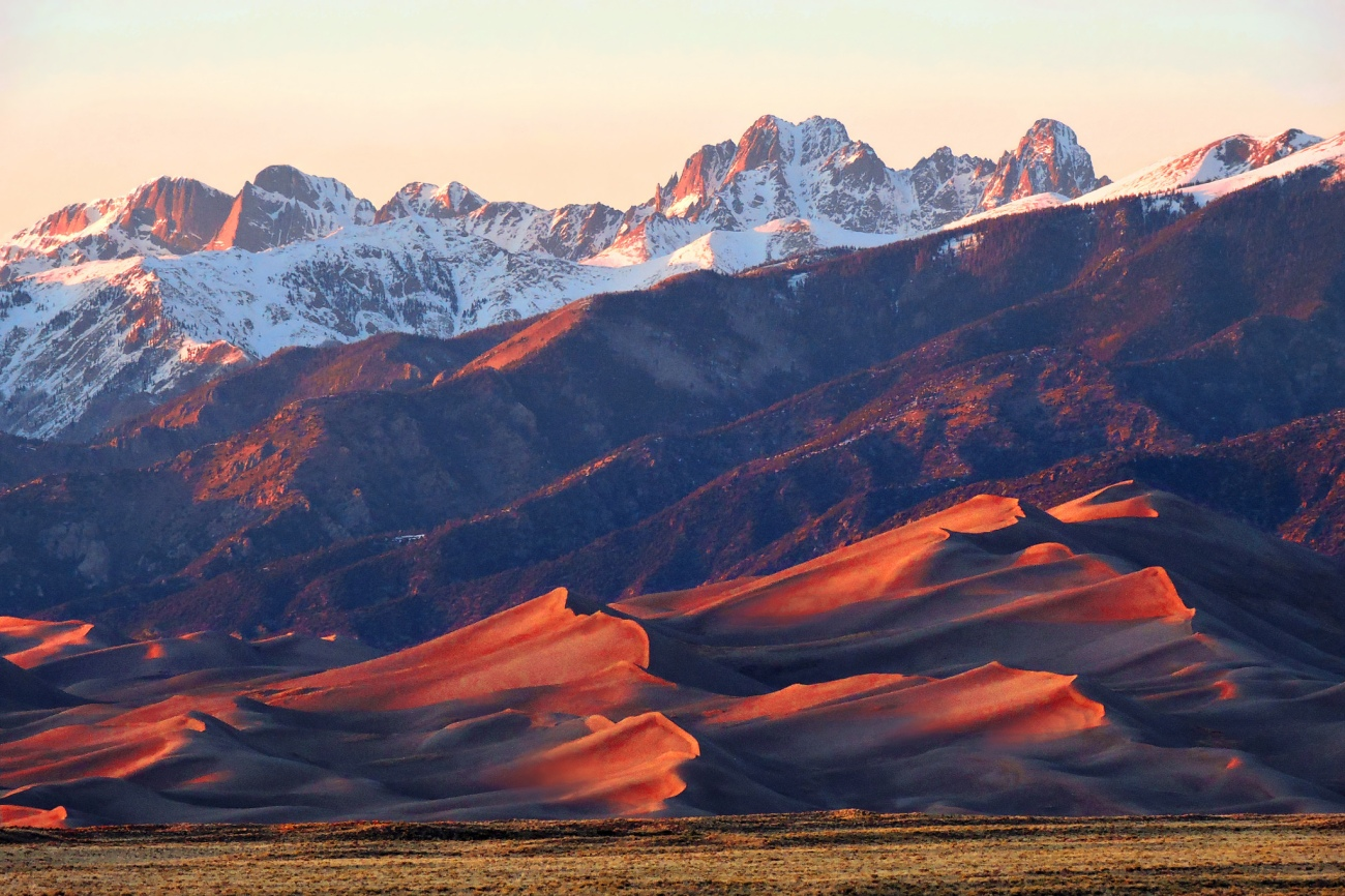 Great Sand Dunes Flickr Patrick Myers