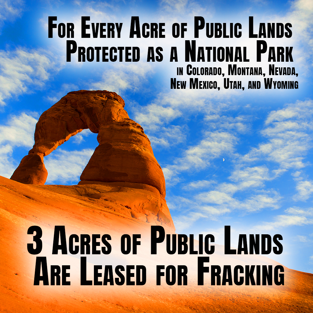 National Parks and Leased Public Lands