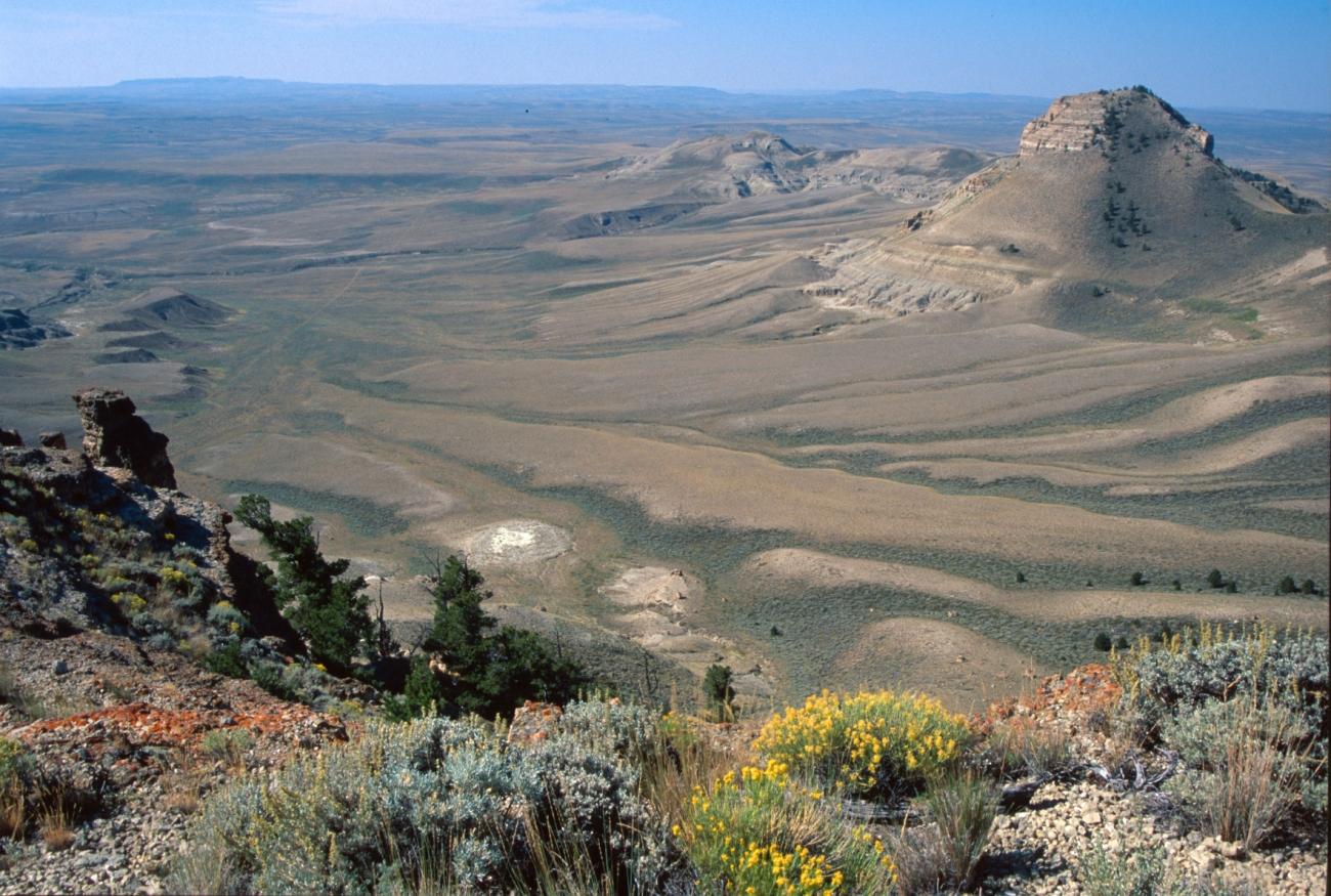 Oregon Buttes